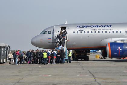 «Аэрофлот» привлечет к ответственности авиадебошира