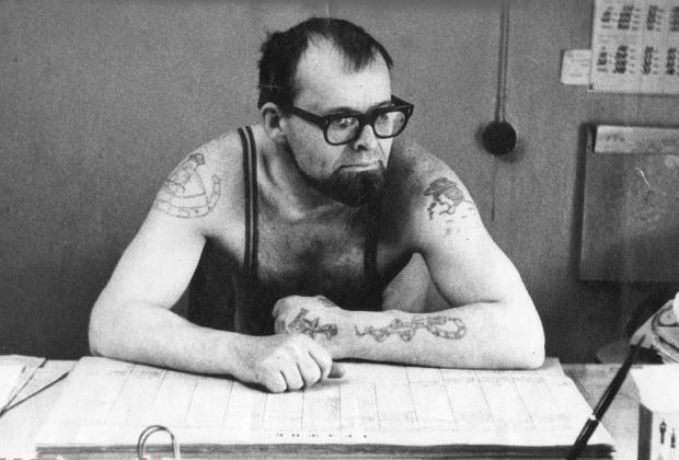 Николай Ивановский