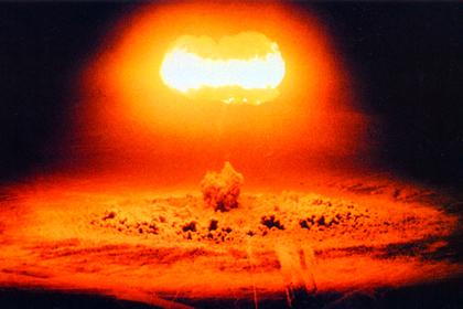 Путин назвал условие применения ядерного оружия