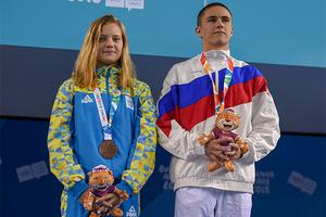 Руслан Терновой и София Лискун