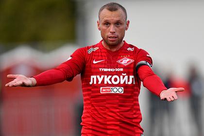 Глушаков прояснил свое будущее в «Спартаке»