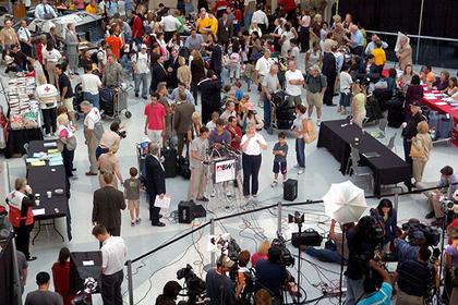 Собиравшая сына в аэропорт мать подложила ему в сумку ружье