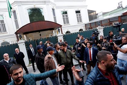 Саудовцы потеряли тело убитого в консульстве журналиста