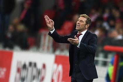 Спартак уволит главного тренера
