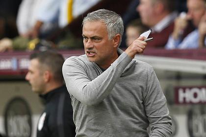 Моуринью учуял крота в «Манчестер Юнайтед»