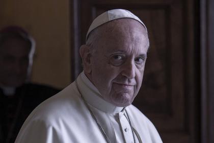 В РПЦ отреагировали на сообщения о визите папы Римского в Москву