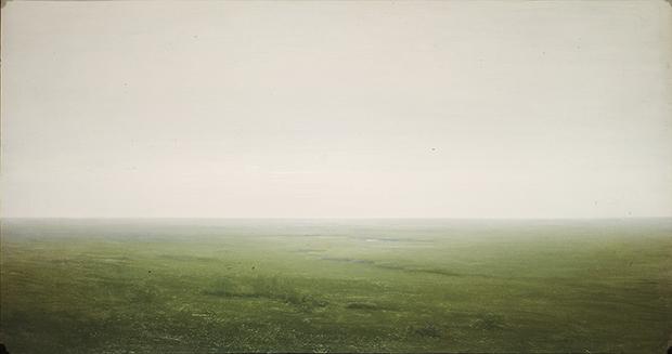«Пейзаж. Степь»