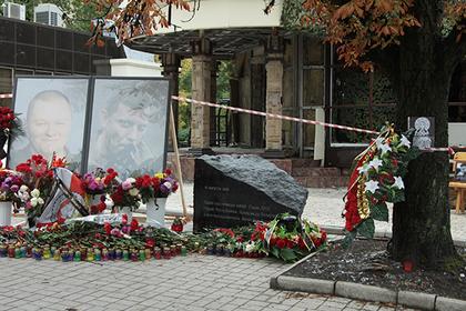 Кремль указал на причастность Киева к гибели Захарченко