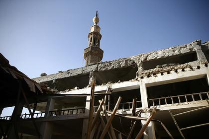 США нашли оправдание удару по мечети