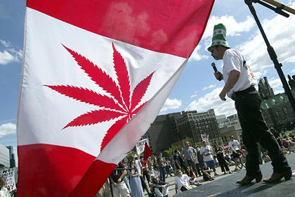 Правительство запретило корейцам марихуану в Канаде