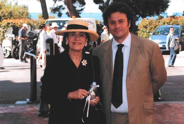 Хелен Пастор и Жильдо Палланка-Пастор