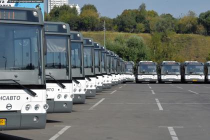 Воробьев назвал главную задачу перевозчиков Подмосковья