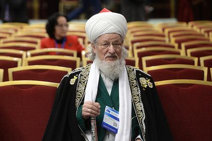 Лидер мусульман России выступил против митингов из-за границ Чечни иИнгушетии