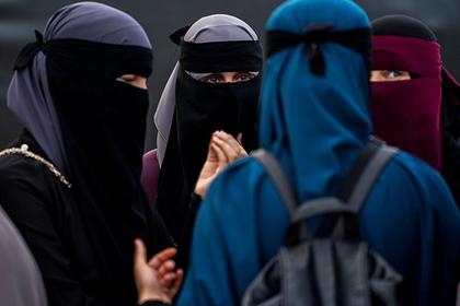 Запрет наношение никаба признали нарушением прав человека