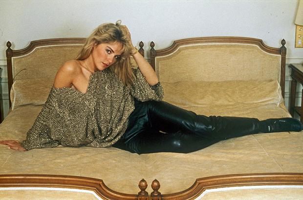 Шэрон Стоун, 1986 год