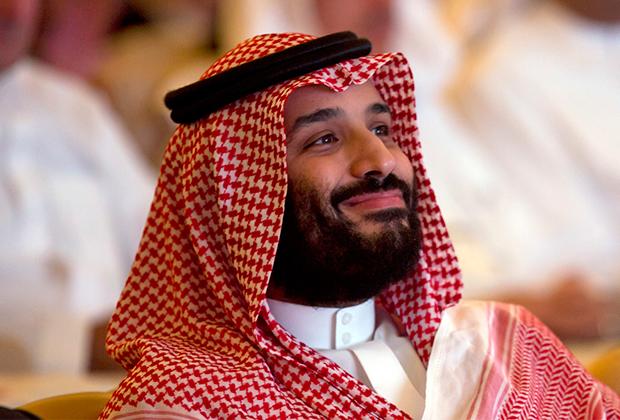 Мухаммед бин Салман Аль Сауд