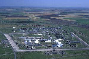 Завод по производству ядерного оружия «Пэнтекс»
