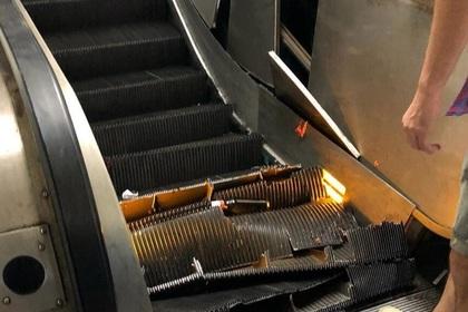 Россияне пострадали при аварии эскалатора в римском метро