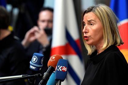 Евросоюз приписал себе Черное море
