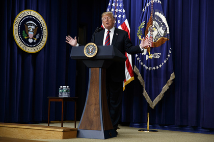 Трамп оценил попытки саудовских дипломатов замести следы убийства
