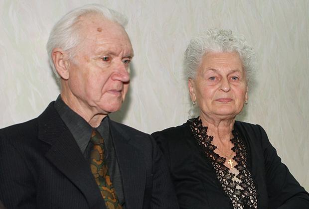 Родители Анатолия Москвина