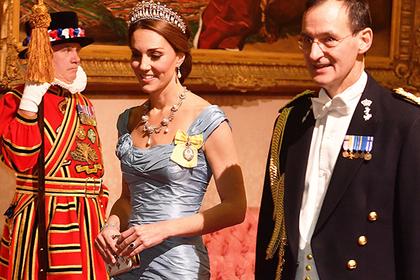Кейт Миддлтон встретила короля Нидерландов в «худшем платье в своей жизни»