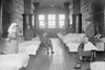 Хирургическое отделение госпиталя. Мурманск, 1919 г.