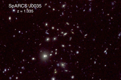 Объяснена загадочная смерть галактик