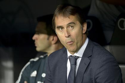 Тренера «Реала» спасли от немедленного увольнения