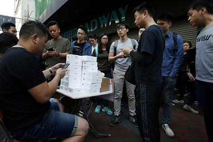 Китай нашел спасение от прослушки iPhone