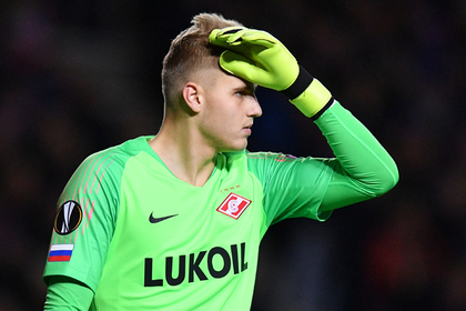 «Спартак» без Карреры остался без победы в Лиге Европы