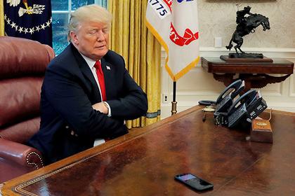 В Белом доме пересчитали iPhone Трампа