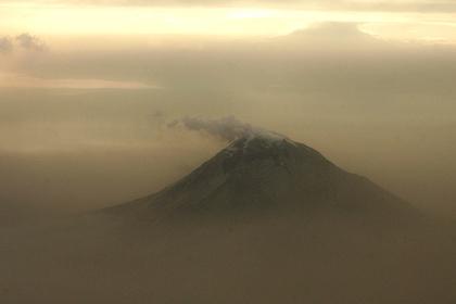 Названы самые опасные вулканы США