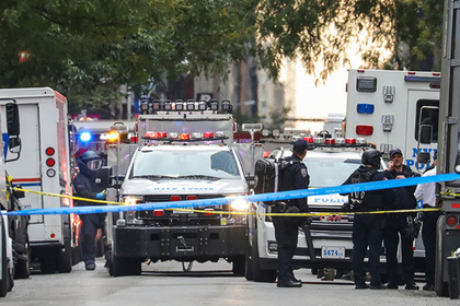 Найден подозреваемый в рассылке бомб по США