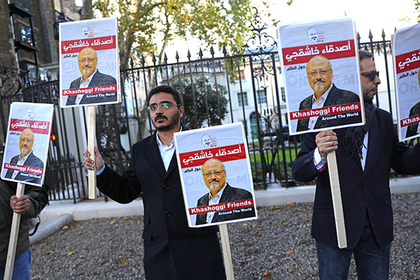 Турция захотела выдачи подозреваемых в расправе над журналистом