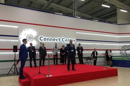 Открытие выставки Connect Construct Crimea III