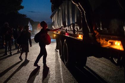 В Мексике решили приютить пятитысячный караван мигрантов