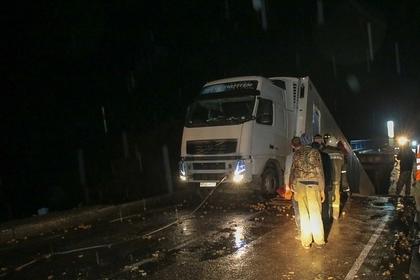 Определены жертвы обрушения моста в Приморье