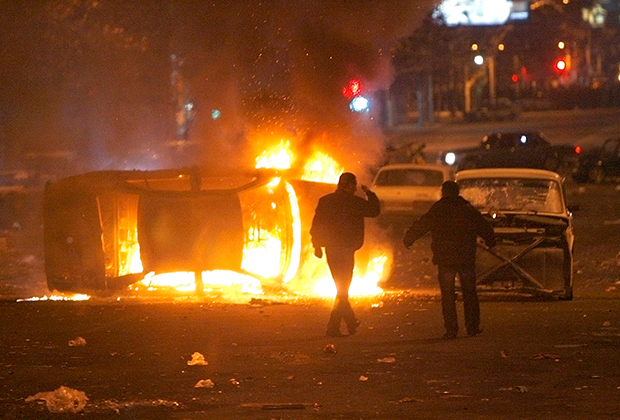 Ереван, март 2008
