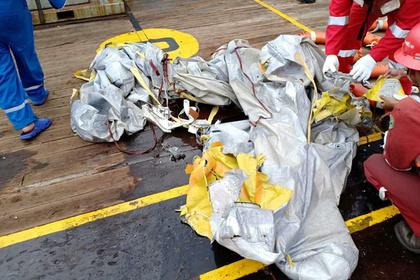 Появились подробности крушения пассажирского самолета в Индонезии