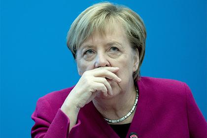 Меркель объявила об уходе с поста канцлера