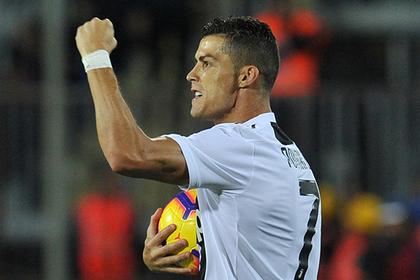 Роналду увидел в себе заслуженно лучшего футболиста мира