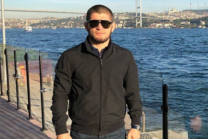 Нурмагомедов прилетел к Эрдогану