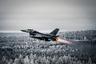 В учениях принимали участие финские (F/A-18 Hornet) и бельгийские (F-16 Fighting Falcon) истребители четвертого поколения. Самолеты взлетали с авиабазы Рованиеми (Финляндия).