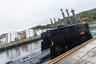 Две субмарины Военно-морских сил Норвегии HNoMS Utstein (S302) и HNoMS Uredd (S305) в порту Тронхейма перед учениями Trident Juncture 2018.