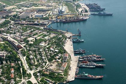 Киев захотел санкций для российских портов на Черном море