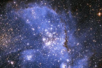 Зафиксирована смерть ближайшей галактики