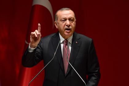 Эрдоган пообещал уничтожить террористов в Сирии
