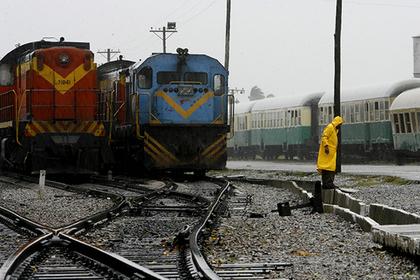 Россия озаботилась кубинскими железными дорогами