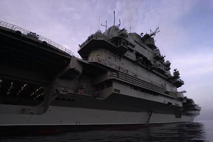 В правительстве рассказали о судьбе утонувшего при ремонте «Кузнецова» плавдока